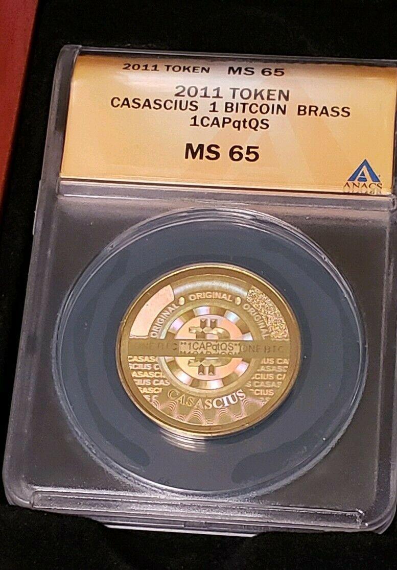 Casascius Bitcoin