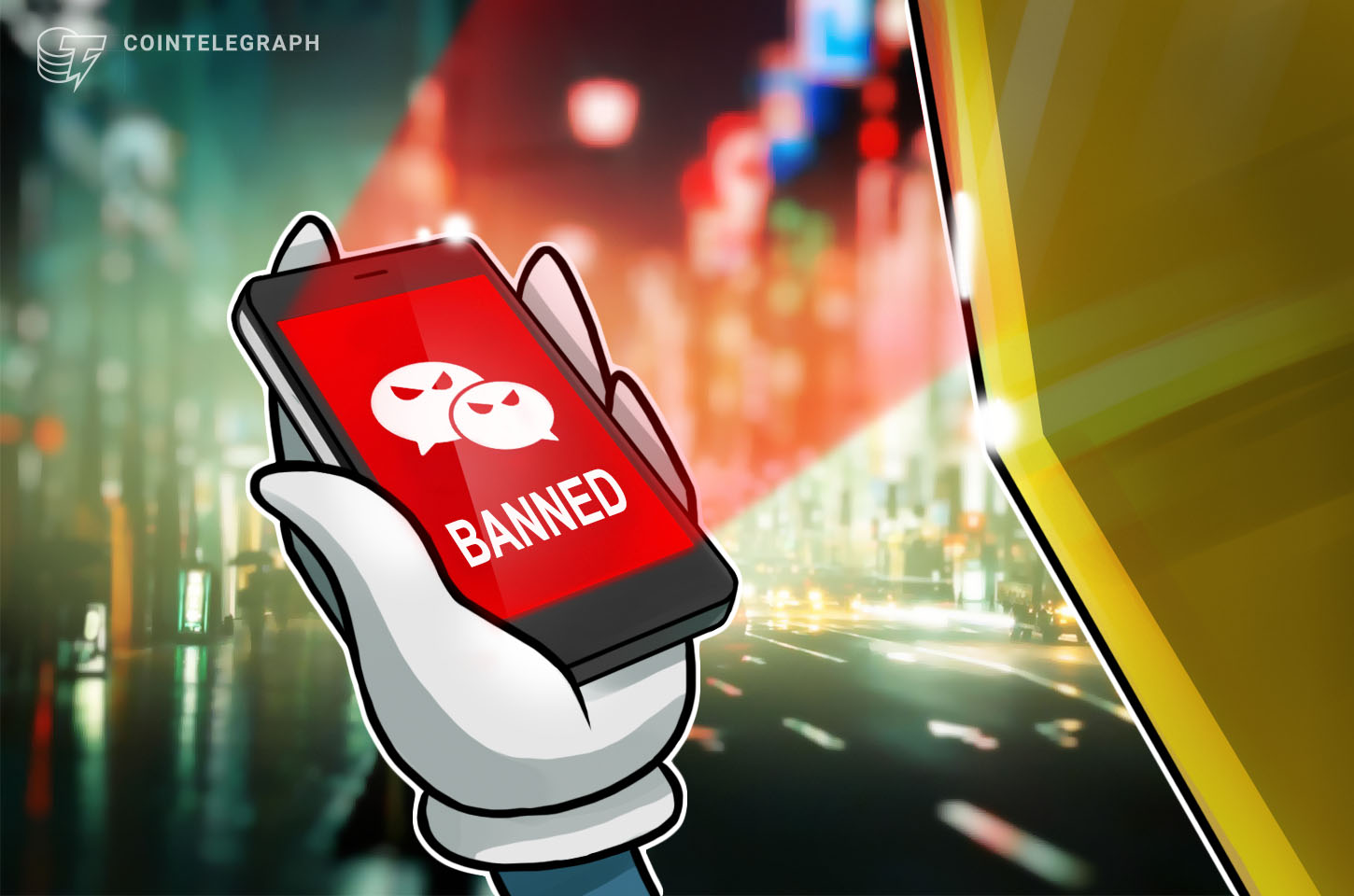 cryptocurrency banned in china