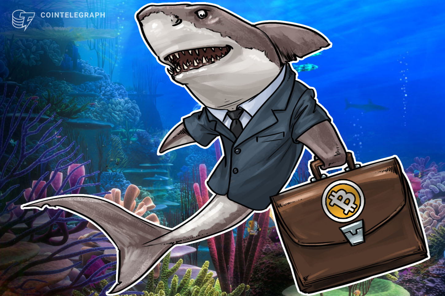 Former Prudential Securities Chief Executive Ball Bats for Bitcoin