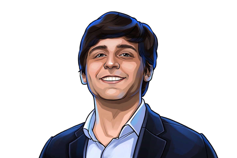 Yulgan Lira & CEO da Colb Blockchain Experts & poster`