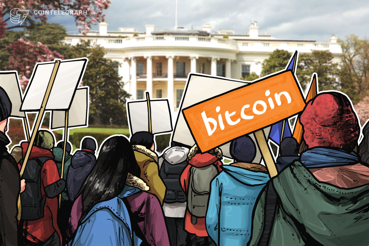 Protestors Invoke Bitcoin in the Wake of George Floyd's Death
