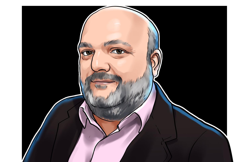Gladstone Arantes Jr & Pesquisador em blockchain do BNDES & poster`