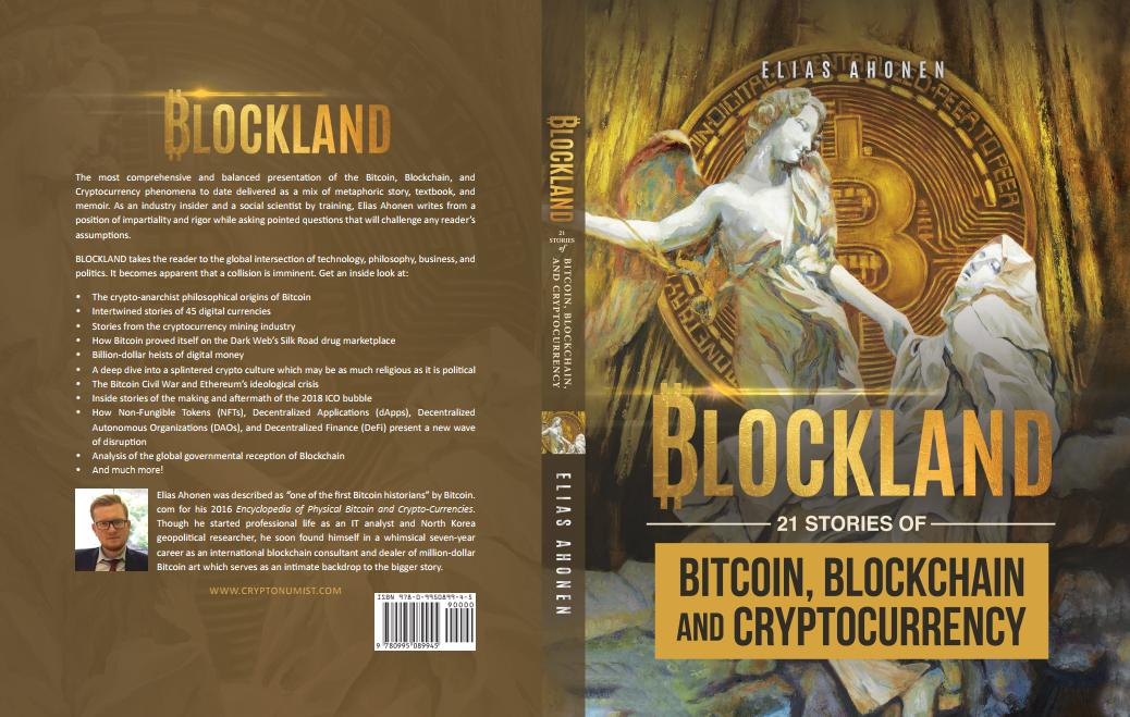 【加密货币】'Blockland'书评:部分奇闻趣事,部分比特币惊悚片,建议百分百