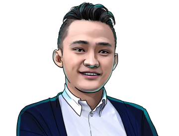 Justin Sun & Founder of Tron, CEO of Bittorrent, Inc.  & poster`