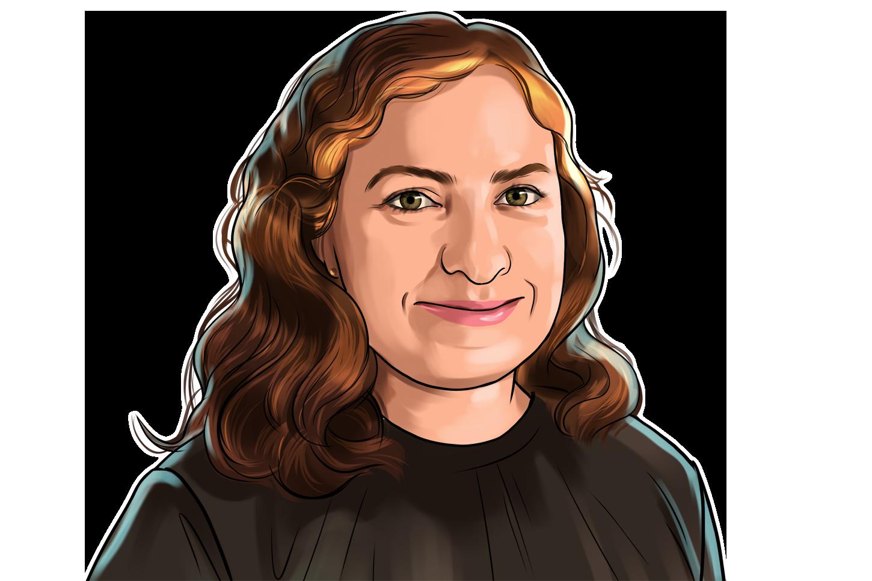 Solange Gueiros & Desenvolvedora na IOV Labs & poster`