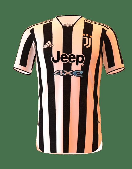 Il modello 3D della maglia della Juventus. Fonte:nftpro.com