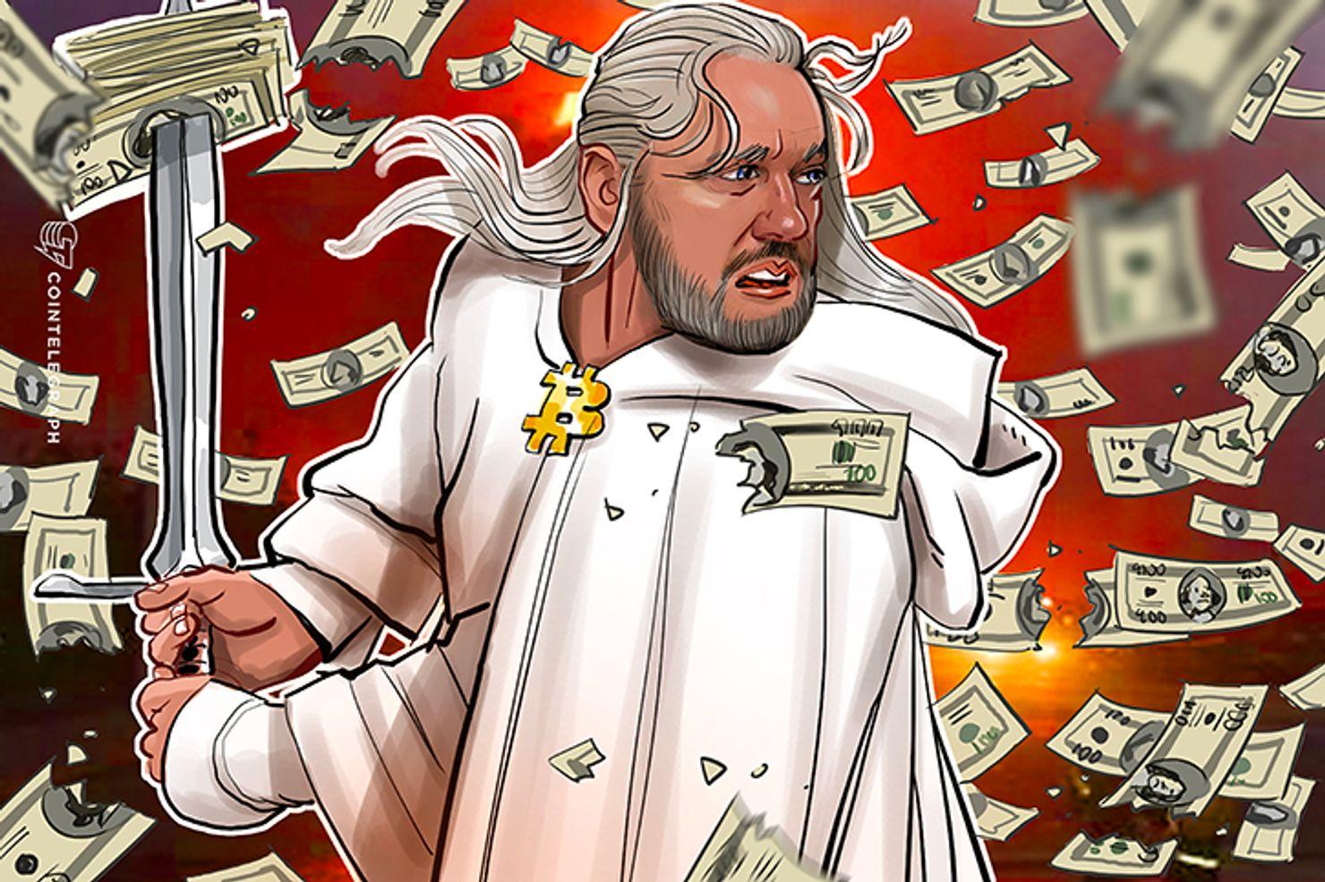 ウィキリークスへのビットコイン寄付 創始者逮捕後に急増