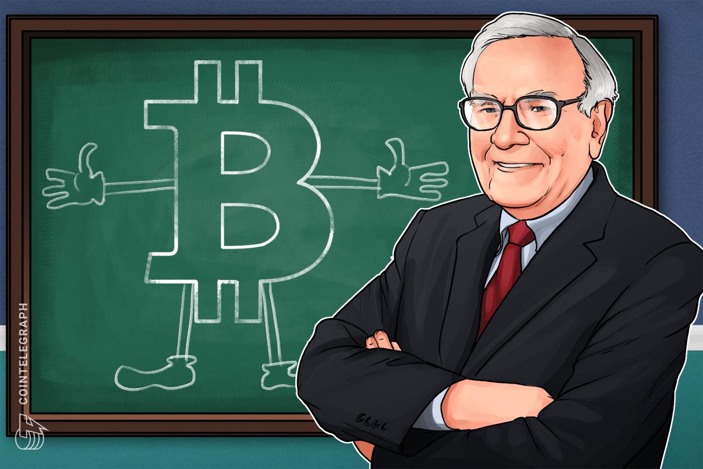 warren buffett view on cryptocurrency