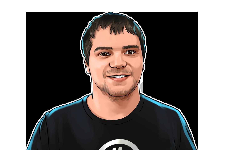 Daniel Coquieri & COO na BitcoinTrade & poster`