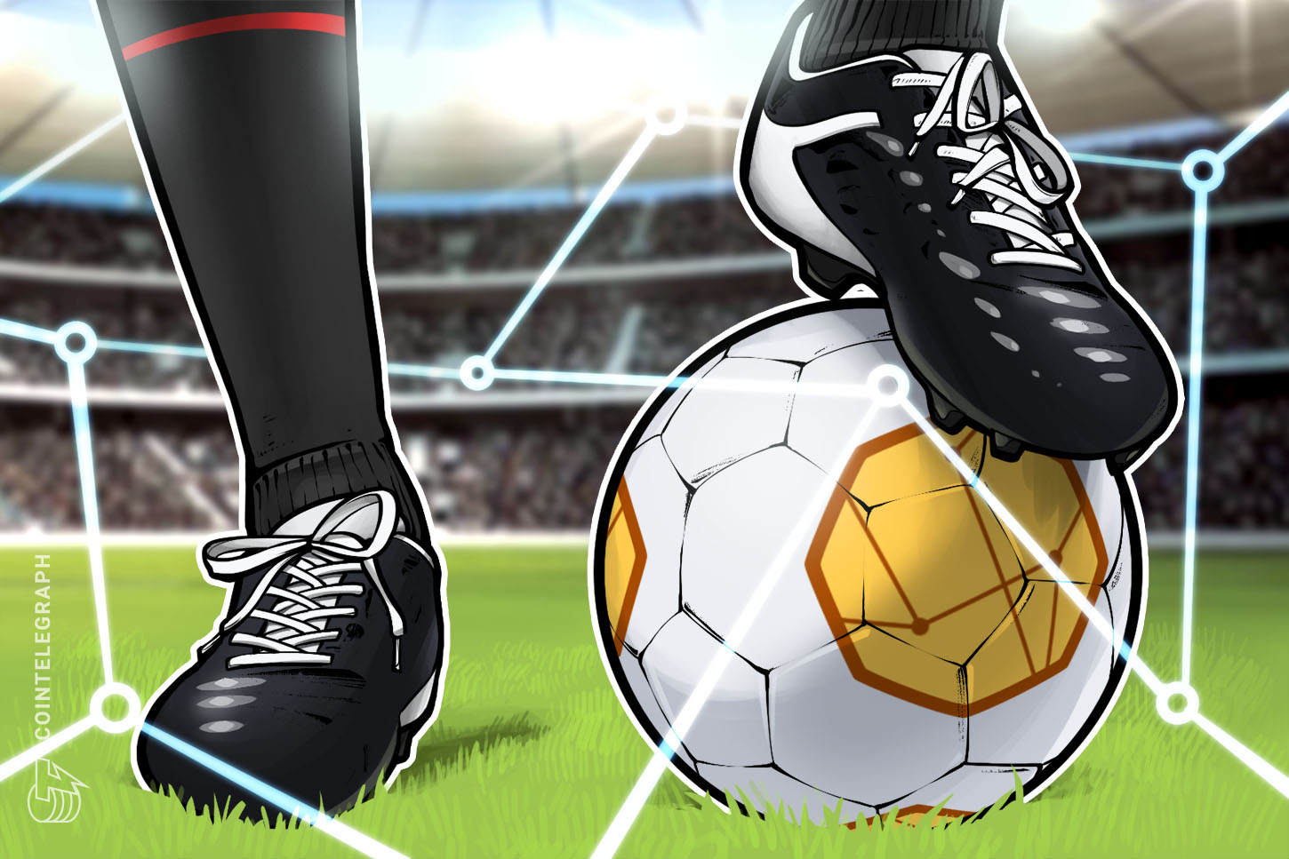 Fc Barcelona Dives Into Crypto Partnering With Chiliz To Create Token