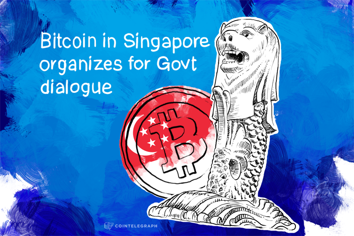 Bitcoin in Singapore organizes for Govt dialogue