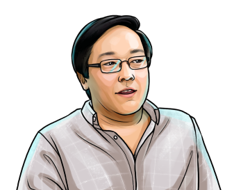 Charlie Lee & Creator of Litecoin, Managing Director at Litecoin Foundation & poster`