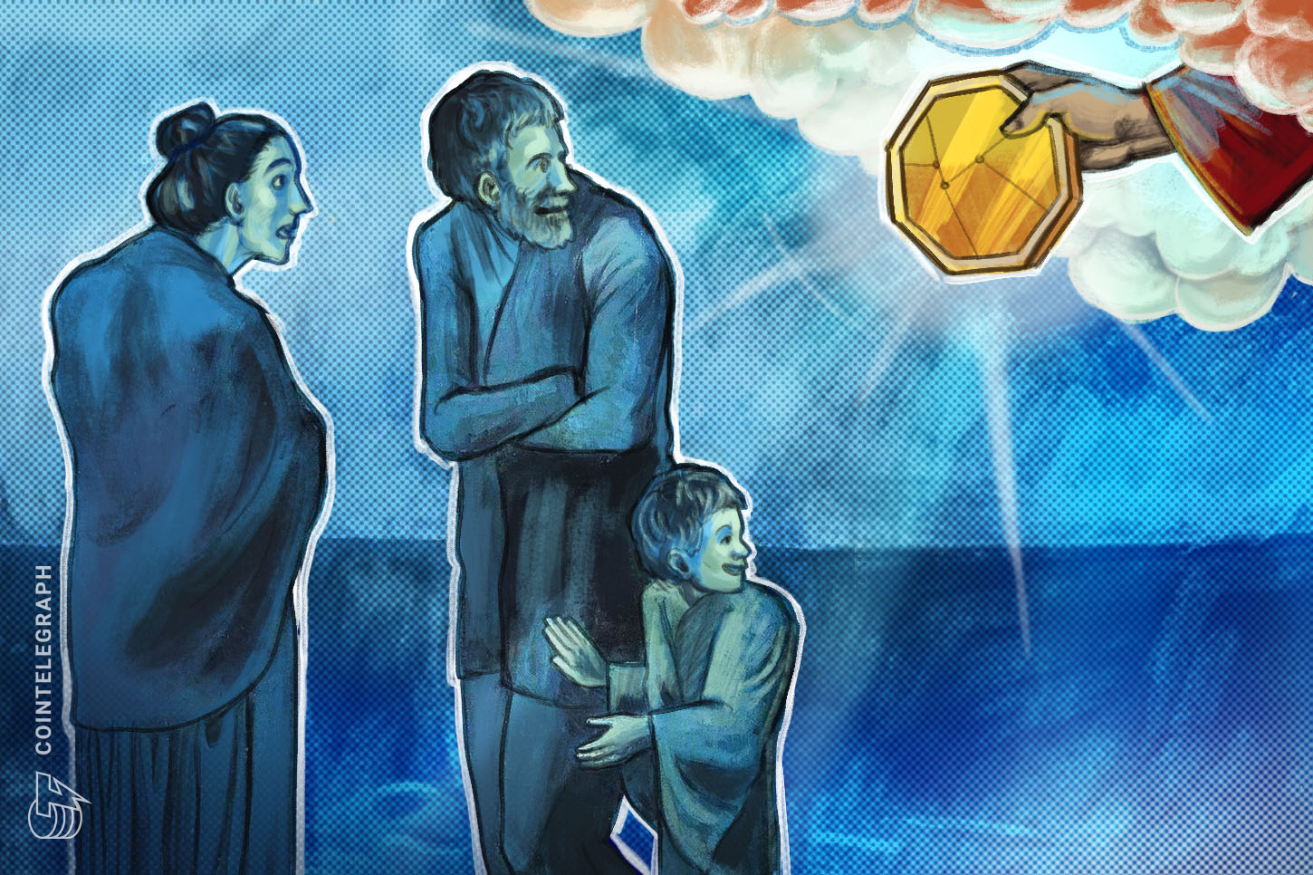 cryptocurrency can solve poverty
