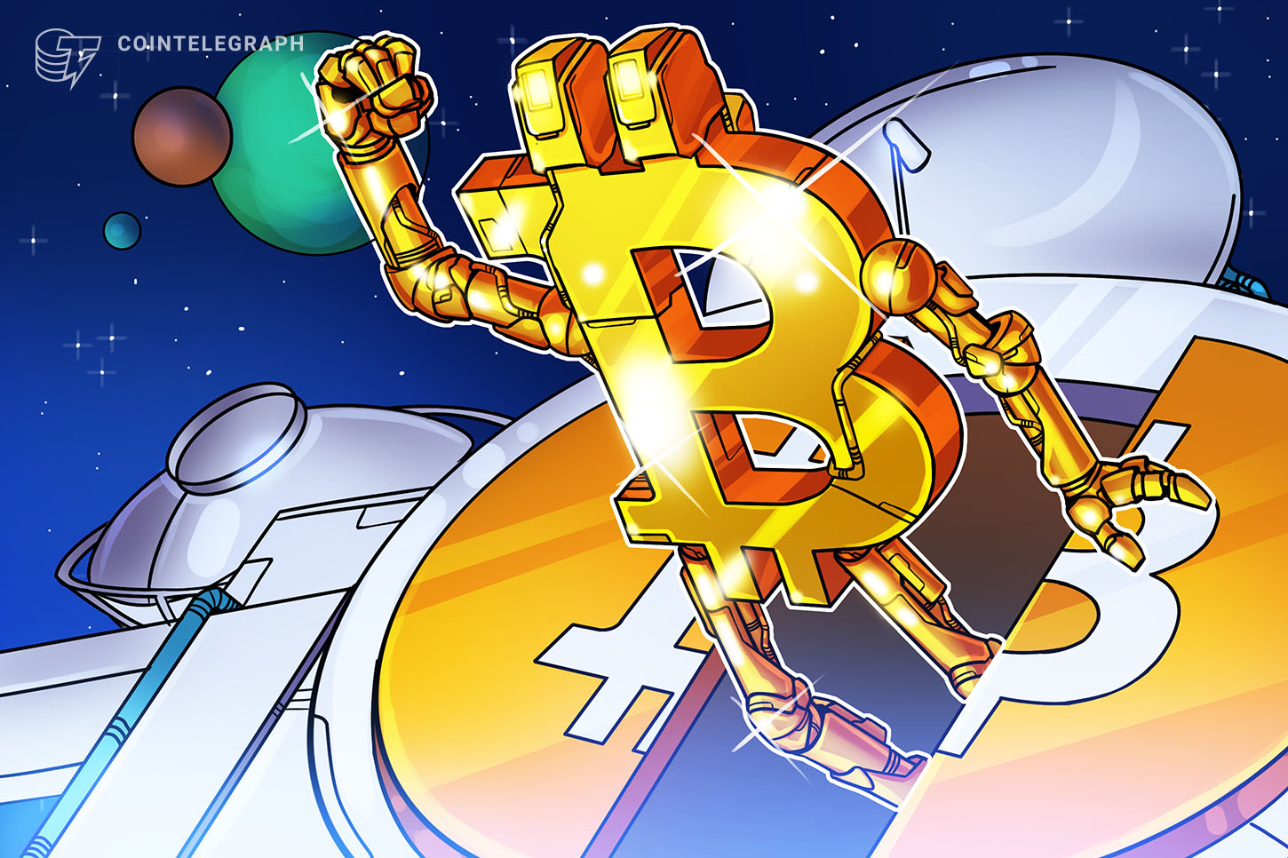 Bitcoin's halving is almost here: will Bitcoin go to the moon? thumbnail