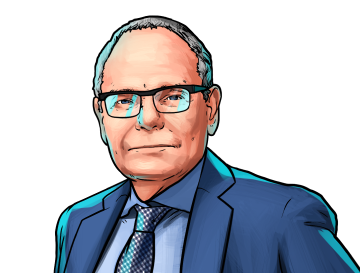 Don Tapscott & Co-founder of the Blockchain Research Institute & poster`