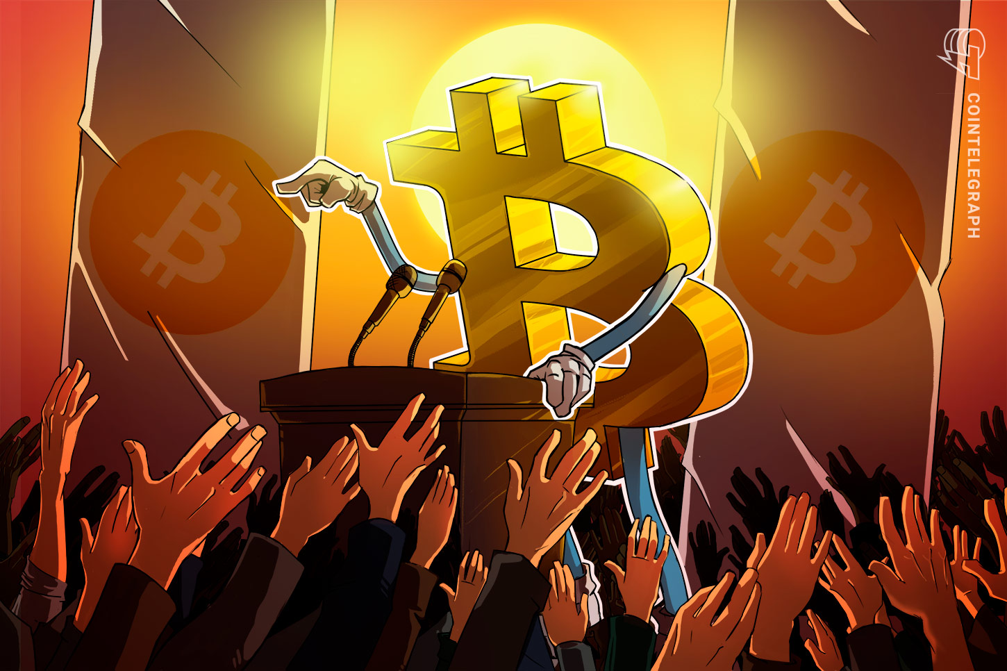 how does cryptocurrency democratize money