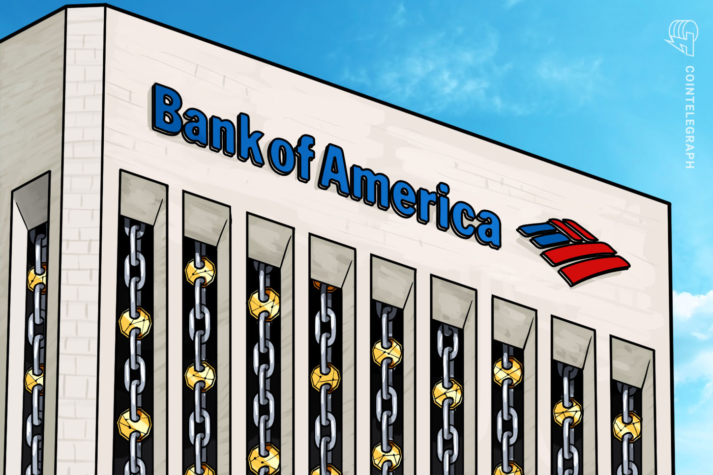 bank of america cryptocurrency patent