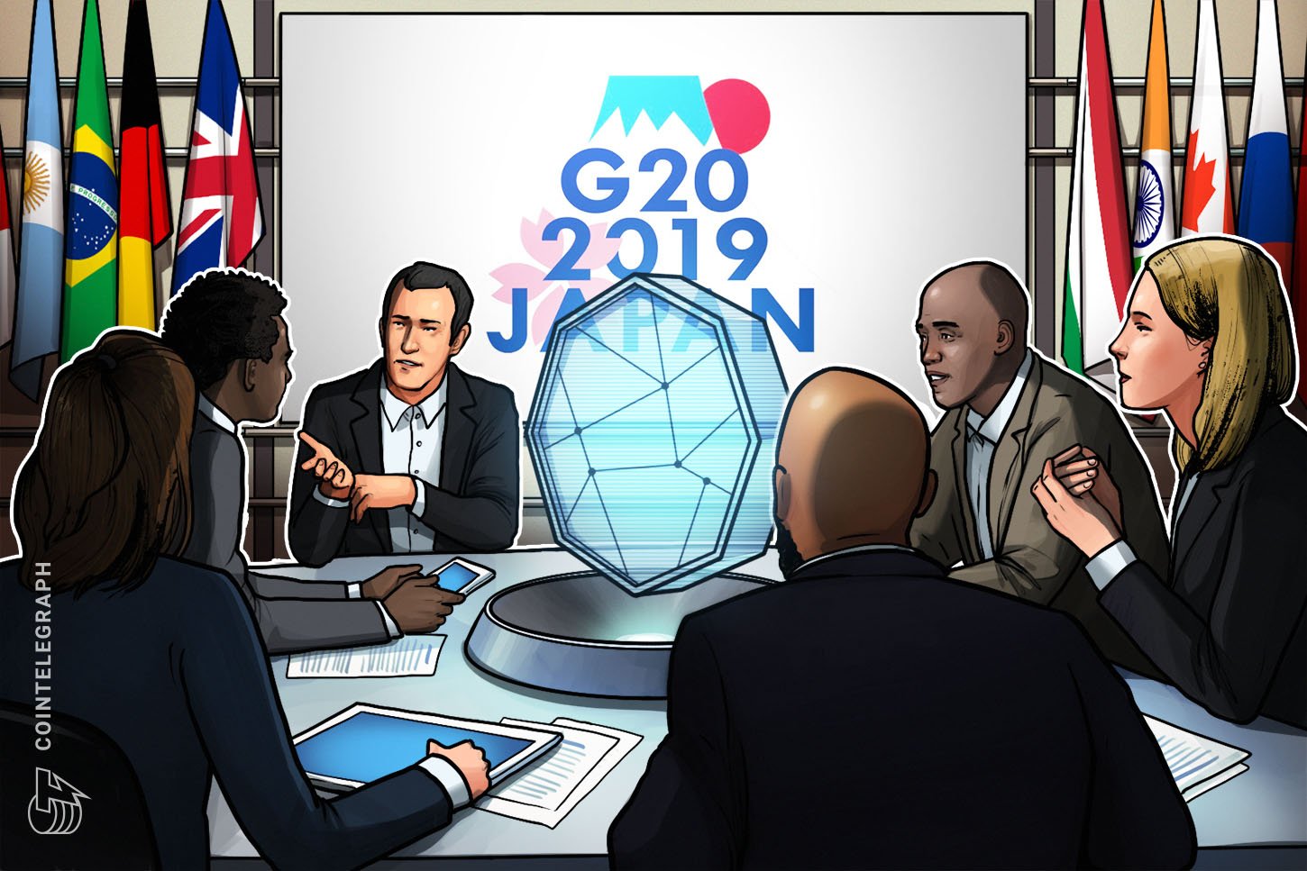 cryptocurrency regulation g20 cryptocurrency market