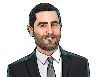 Charlie Shrem & Founder at CryptoIQ, Host of Untold Stories podcast & poster`