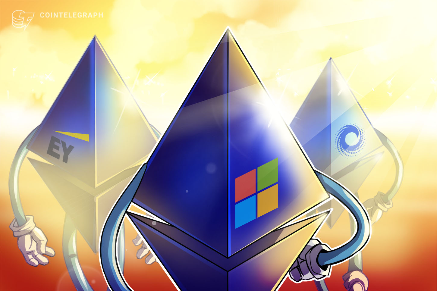 cryptocurrency microsoft invested in
