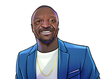 Akon & Founder of Akon Lighting Africa and the Akoin cryptocurrency & poster`
