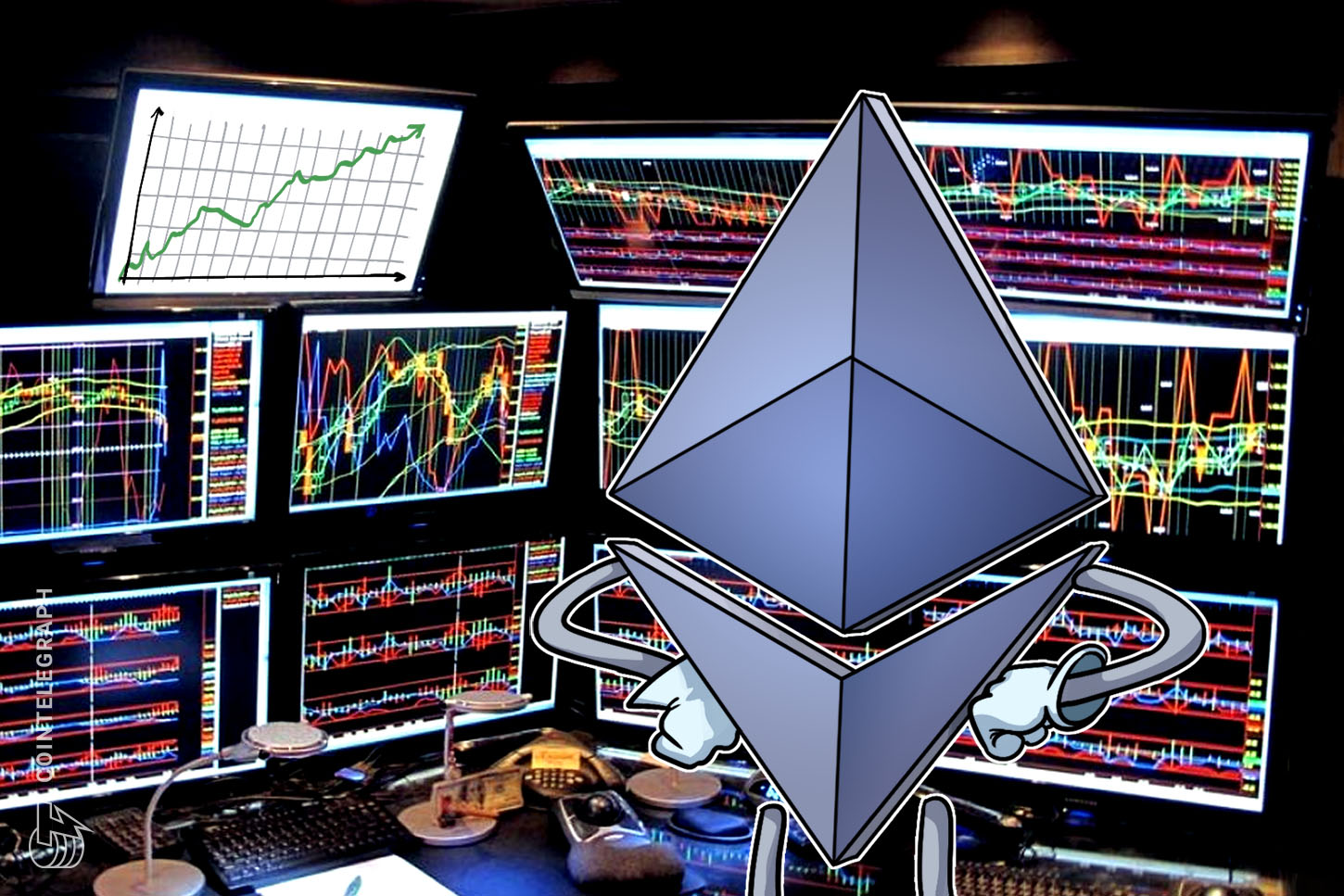 """66% of ETH """"Hodlers"""" plan to participate with at least some of their coins thumbnail"""