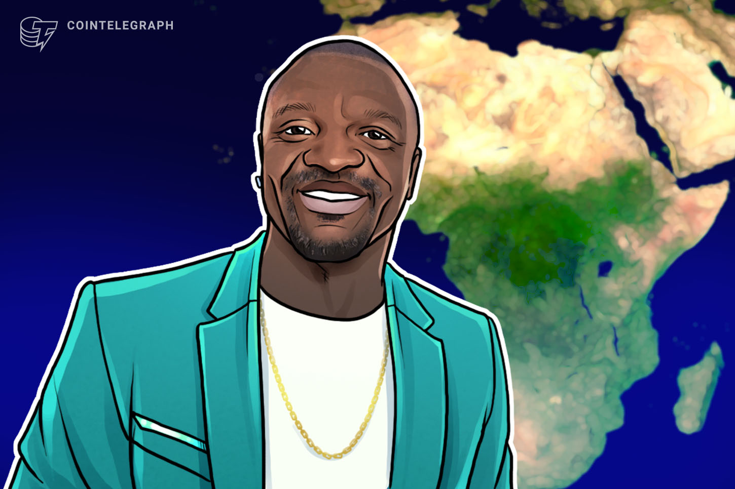 Exclusive Interview With Akon on His African Crypto Revolution