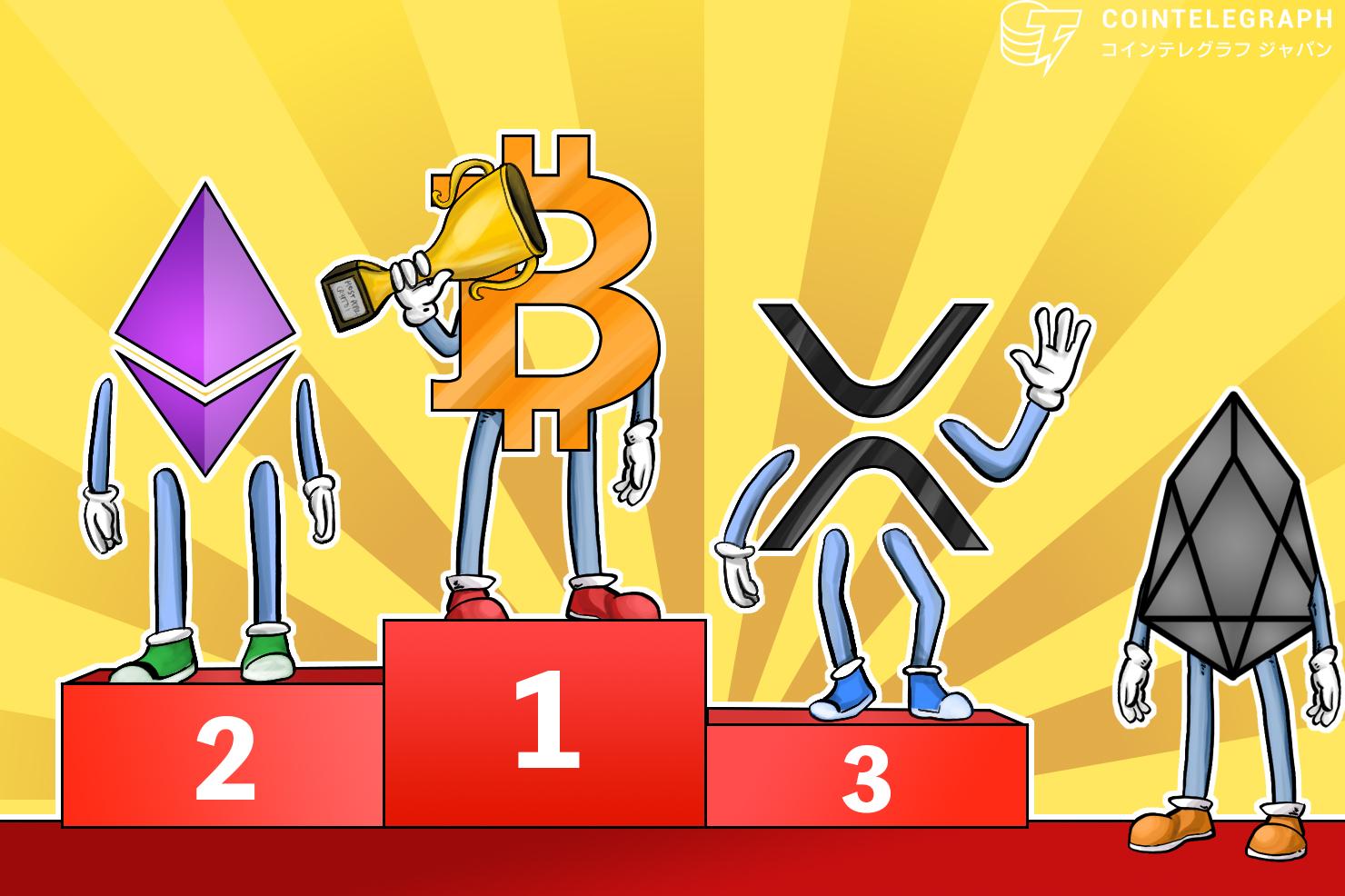 仮想通貨・ブロックチェーンの専門家が注目する通貨・トークン