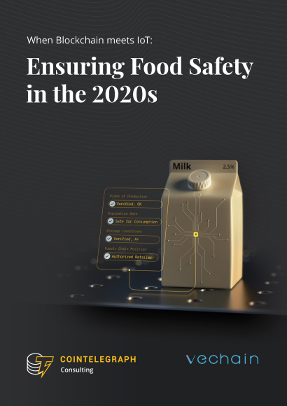 When Blockchain meet IoT: Ensuring Food Safety in the 2020s