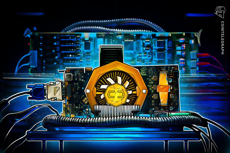 mine cryptocurrency w hard drive