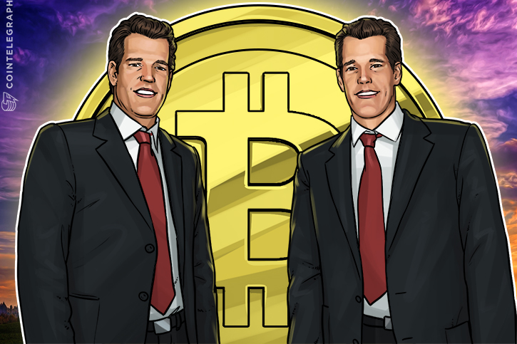 Du broliai, investavę į bitcoin, spekuliacijos apie patvirtinimo...