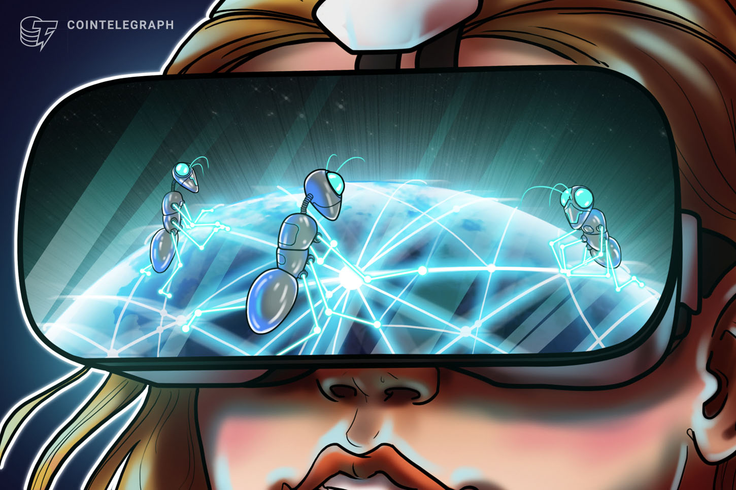 Blockchain to Play Crucial Role in VR-Powered Social Media thumbnail