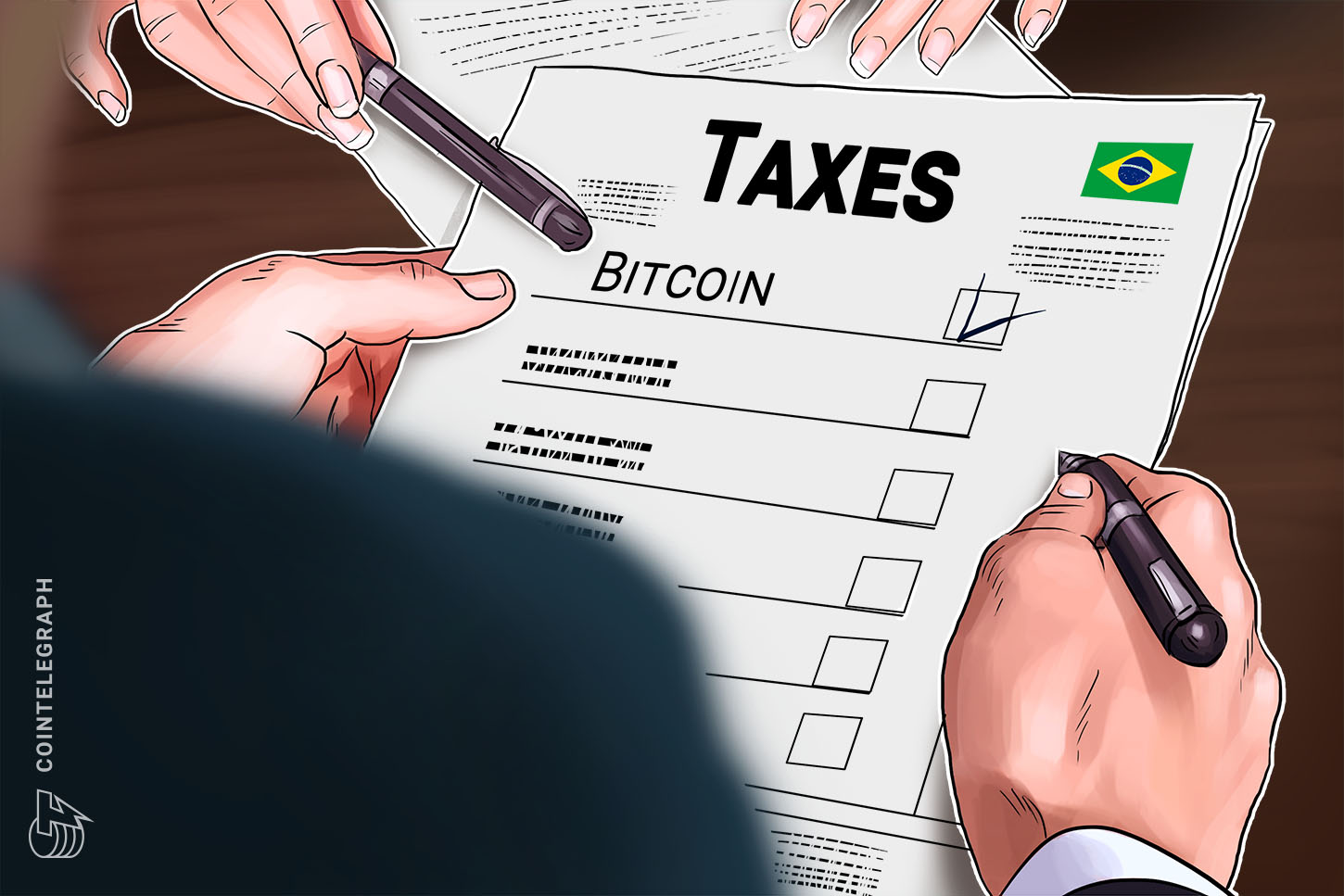 how to evade taxes with cryptocurrency