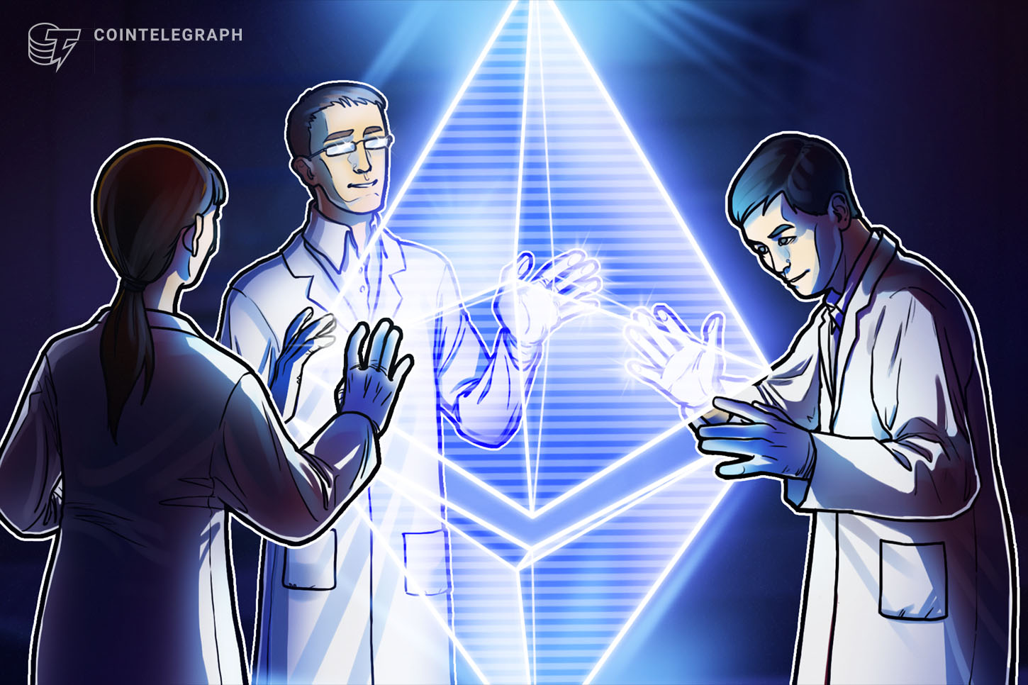 Ahead of Ethereum 2.0 Launch, 3 Key Metrics Point to ETH Price Surge