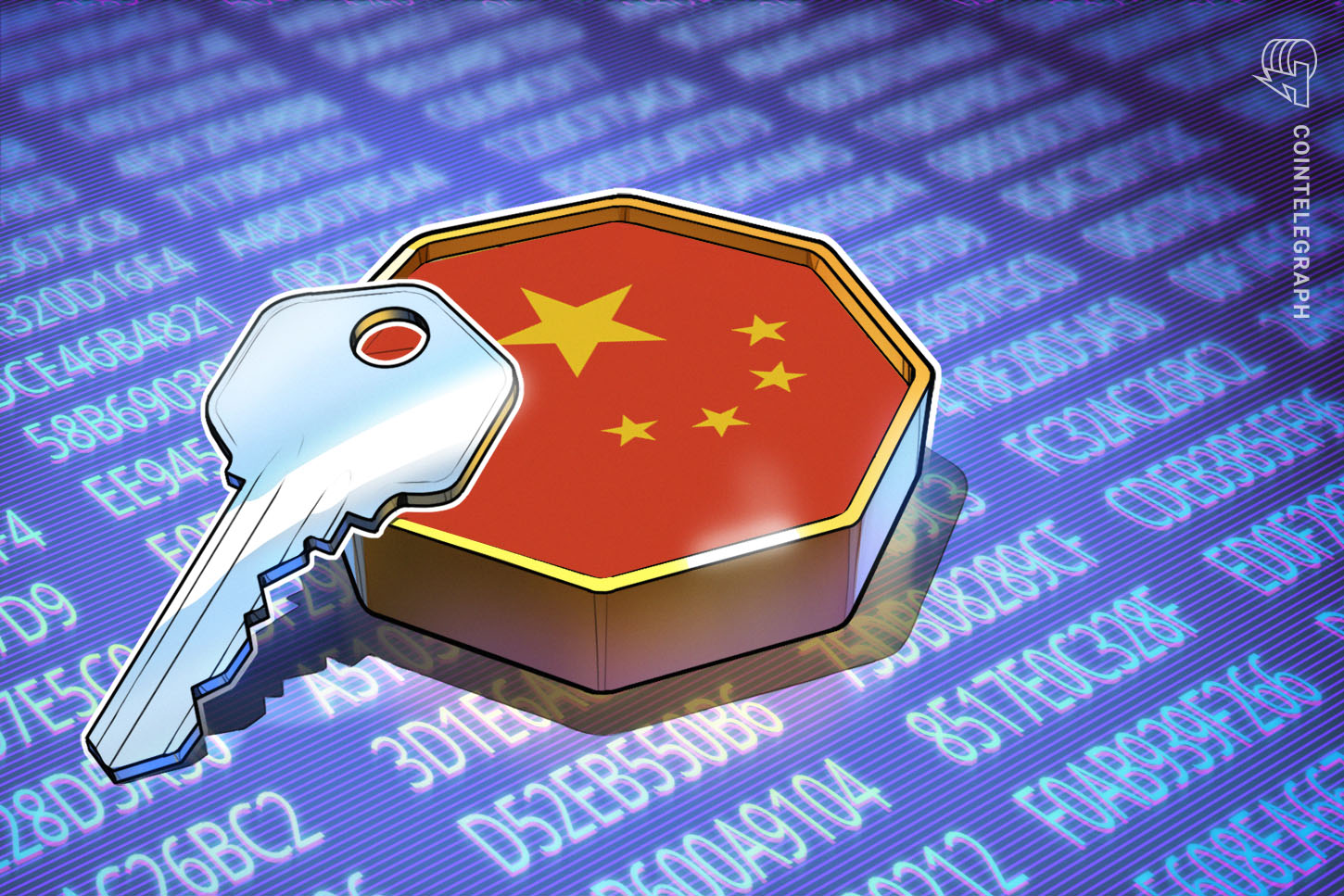 are chinese cryptocurrency legal