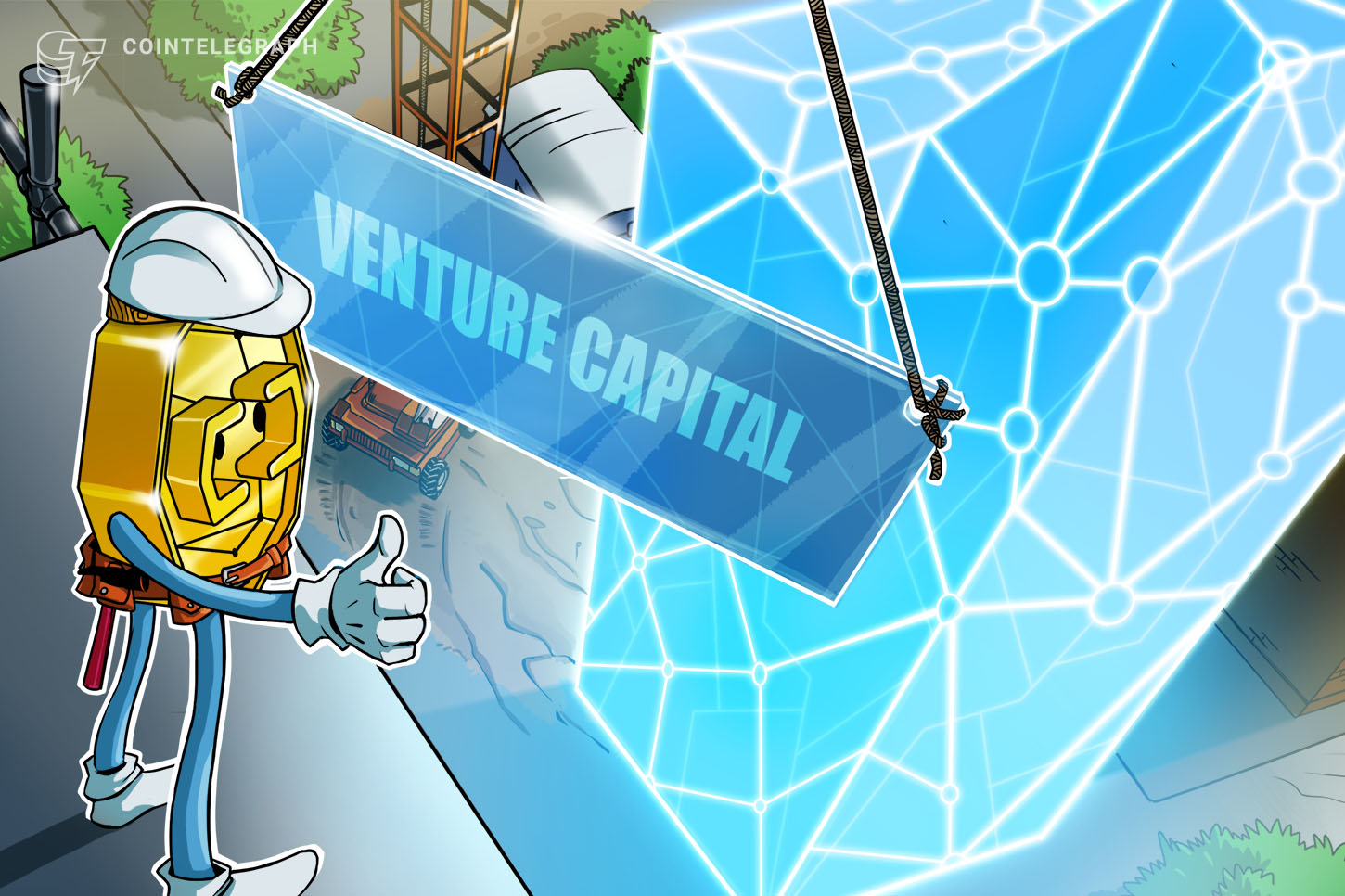venture capital investment in cryptocurrency