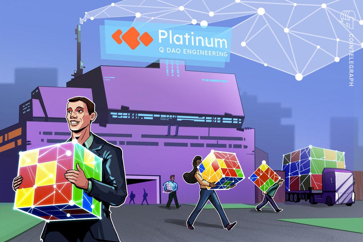 This <bold>company</bold> demystifies <bold>blockchain</bold> development for enterprises