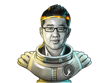 Kevin Chou & Co-founder and CEO of Rally & poster`