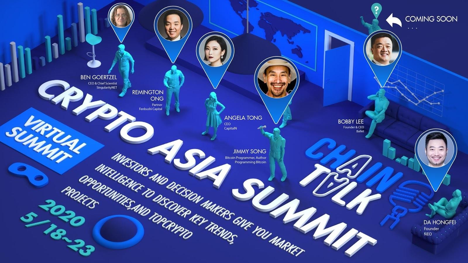 Crypto Asia Summit