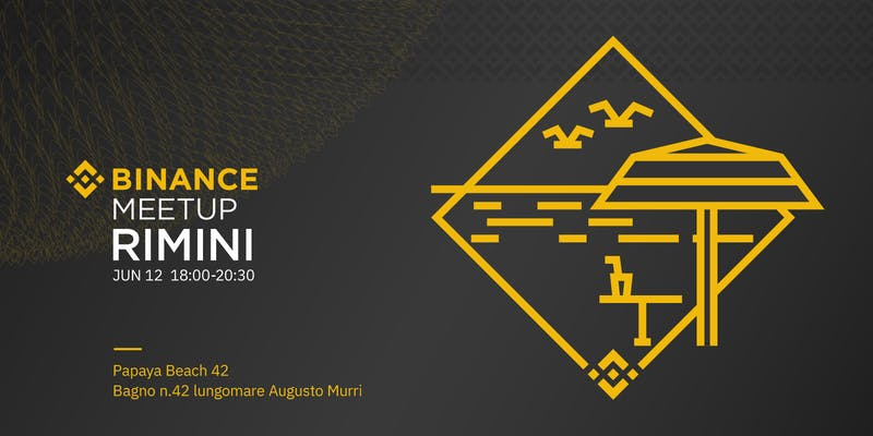 Binance Meetup Rimini