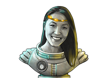 Linda Xie & Co-founder and managing director of Scalar Capital & poster`