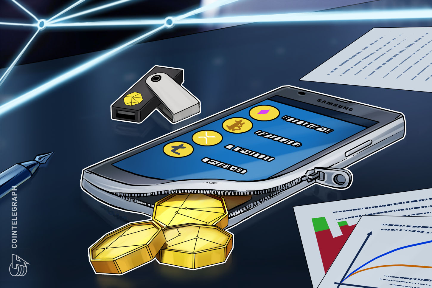 multi cryptocurrency wallet uk