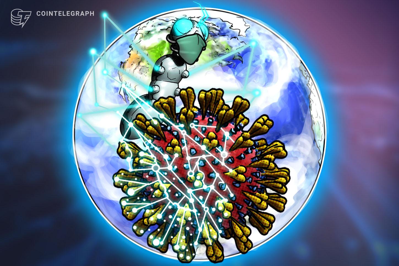 Cina: cresce l'impiego della blockchain per combattere l'epidemia di coronavirus