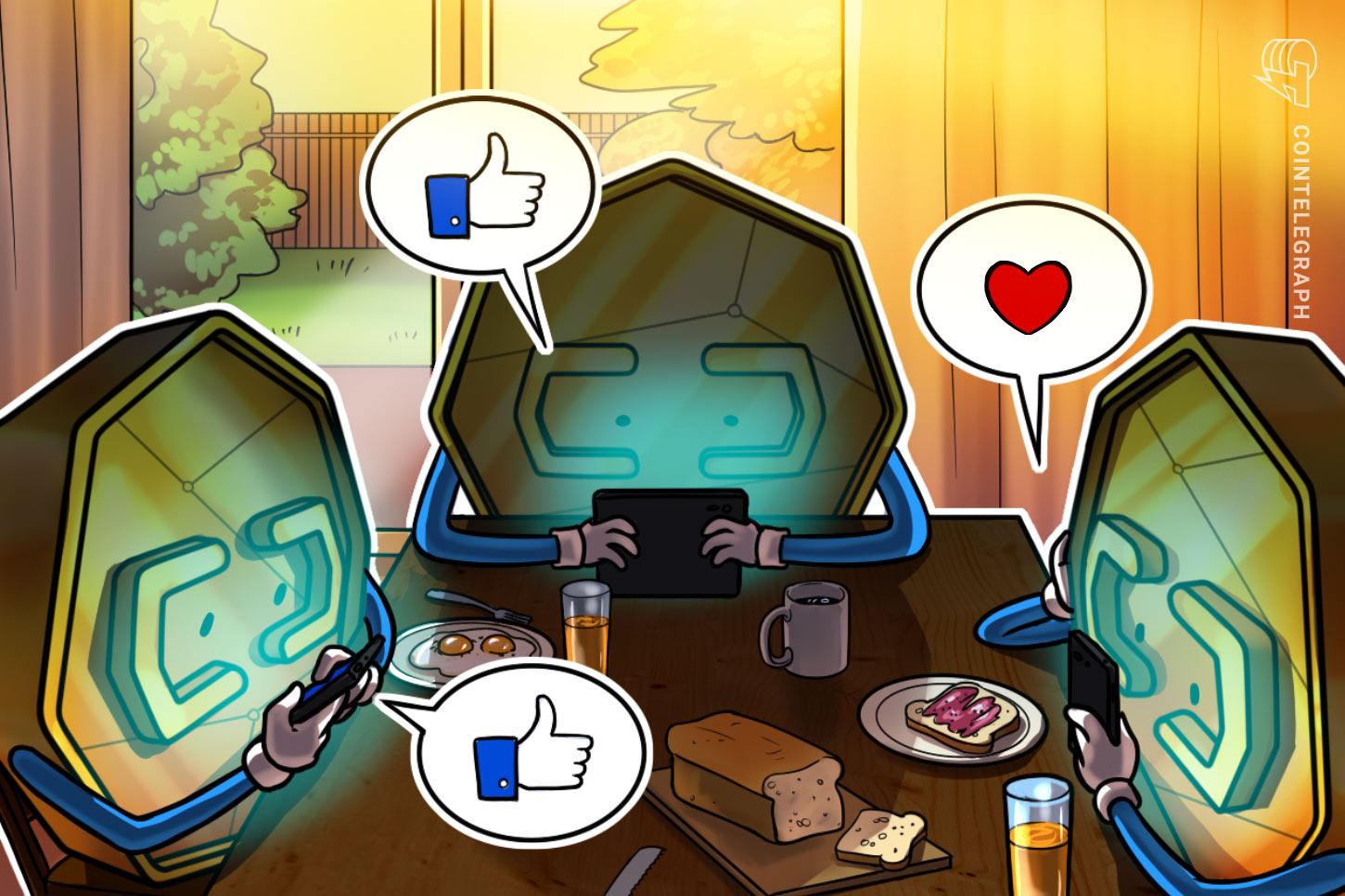 EOSIO-Based Social Media Platform Voice Briefly Goes Live Ahead of Schedule - Cointelegraph