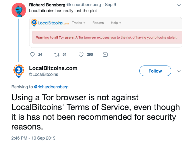 84d2b5fd3389f737154e16c767049a9e - LocalBitcoins: Tor Browser Users at Risk of Losing Their Bitcoins
