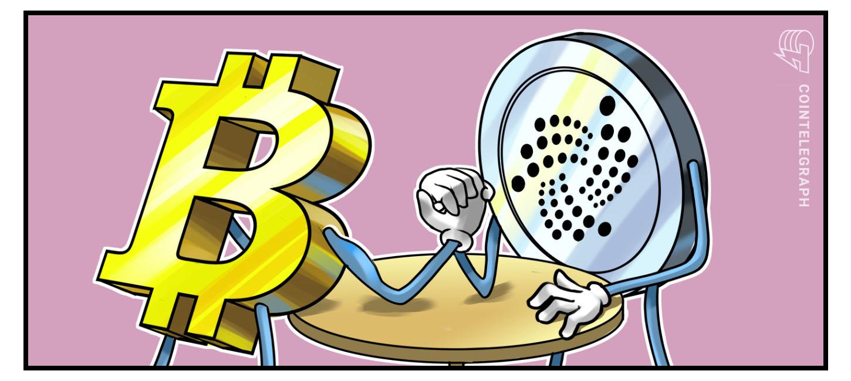 Kann IOTA Bitcoin überholen?