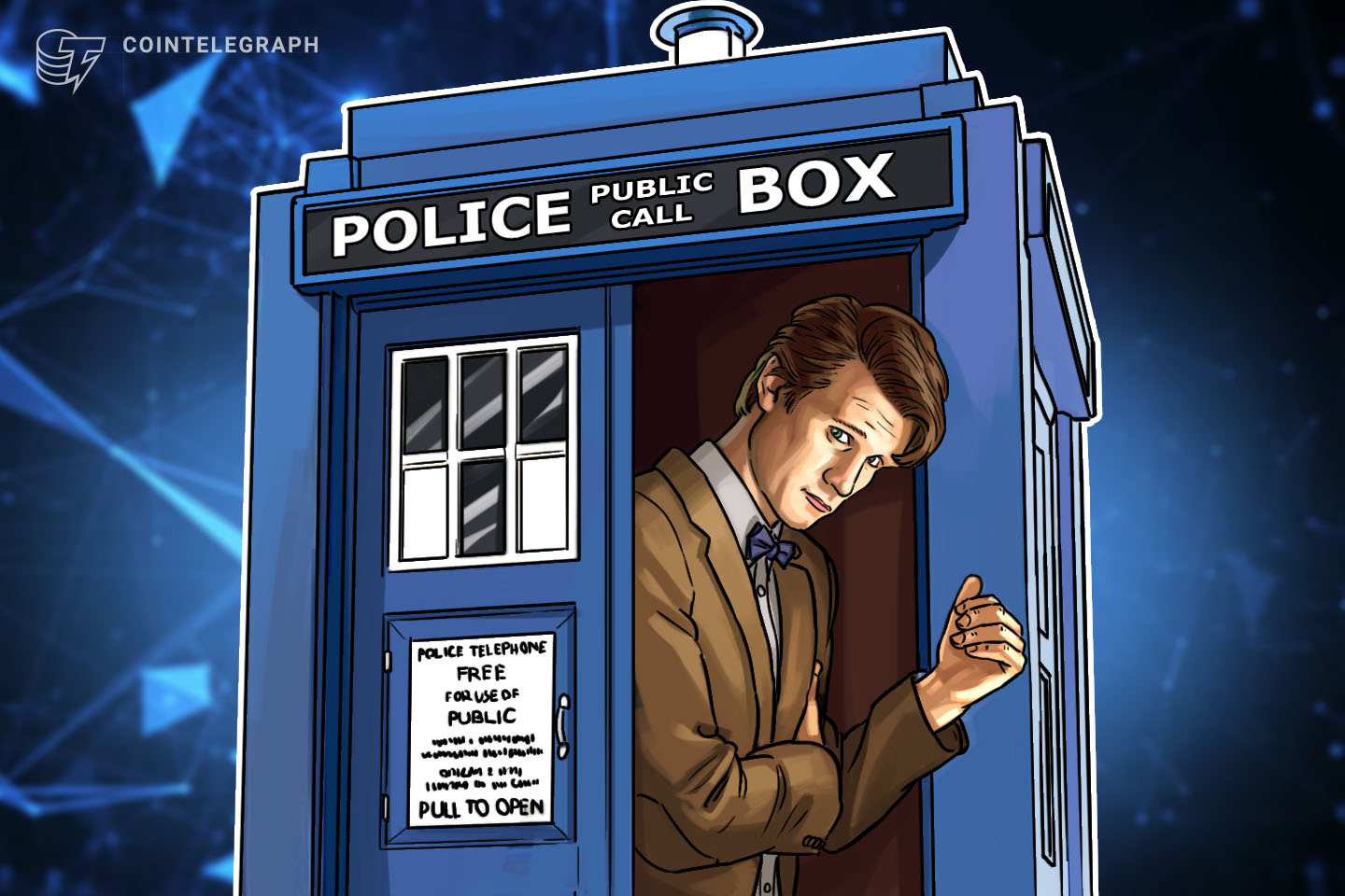 Official 'Doctor Who' Merchandise Is Coming to the Blockchain - Cointelegraph
