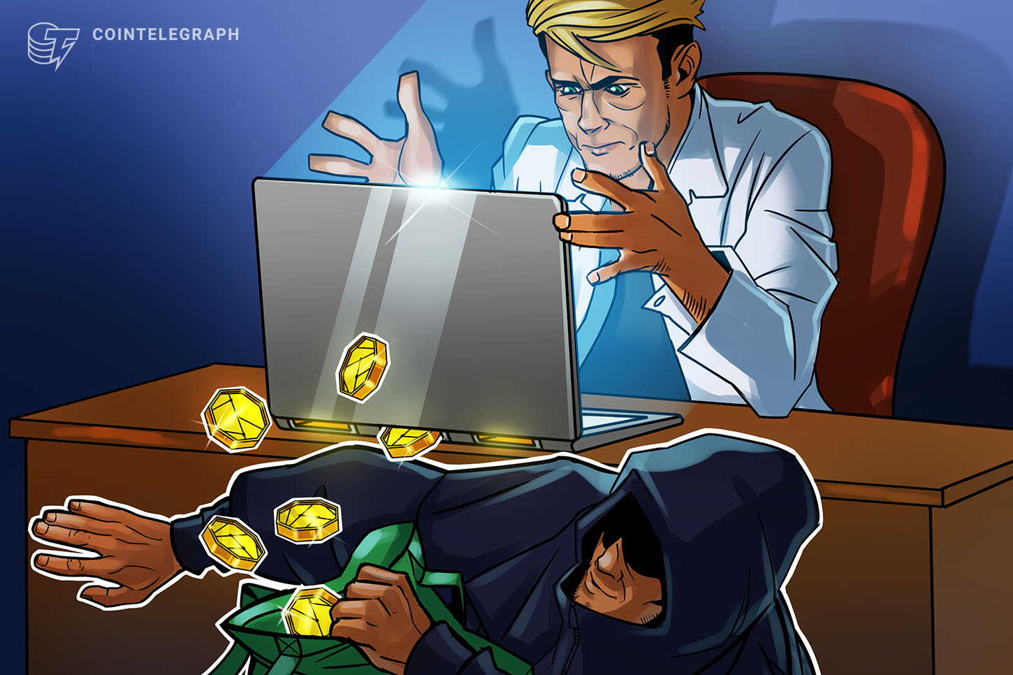 how to steal cryptocurrency