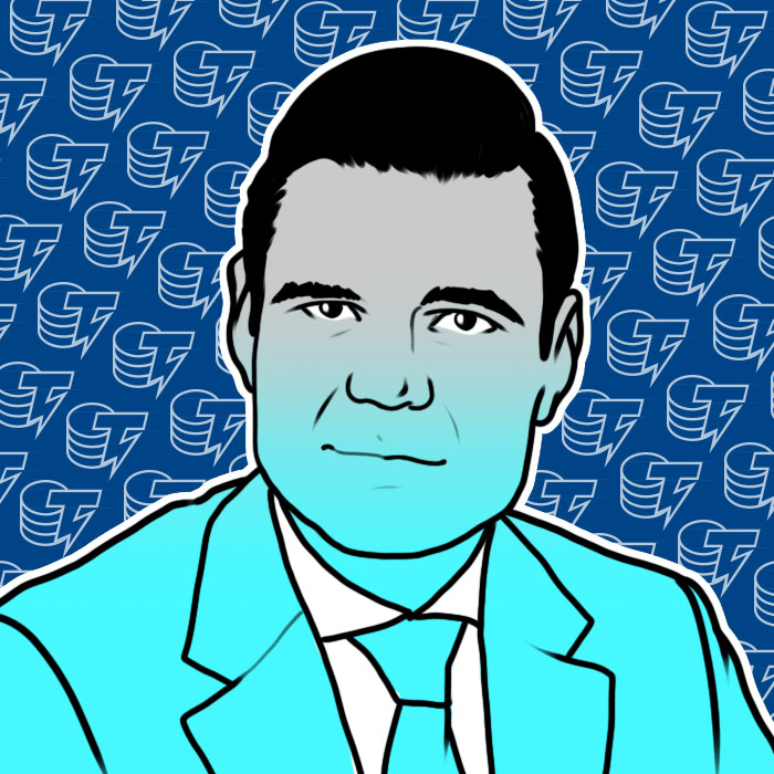 Alex Tapscott, co-founder and CEO of the Blockchain Research Institute