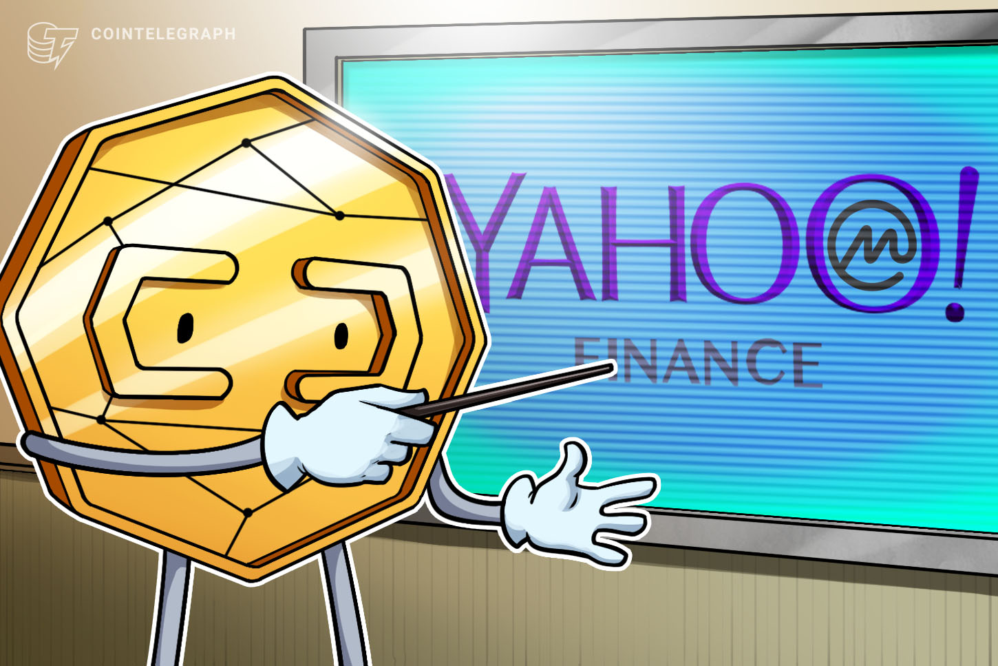 yahoo cryptocurrency market cap